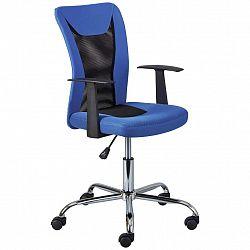 Dětská Otoční Židle Donny Modrá