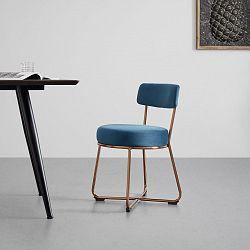 Jídelní Židle Pamela Modrá