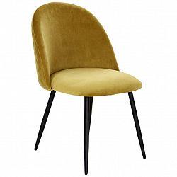 Jídelní Židle Torres Žlutá