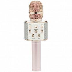 Mikrofon Karaoke In Rosa