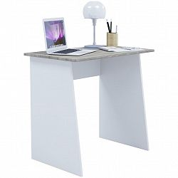 Psací Stůl Masola Mini 80cm Dub/bílá