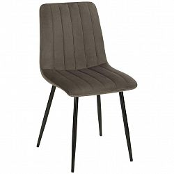 Židle Lisa Šedá