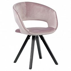 Židle S Opěrkou Armlehnstuhl Růžová