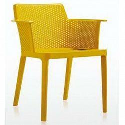 Židle Sunny, 58/77/61cm, Žlutá